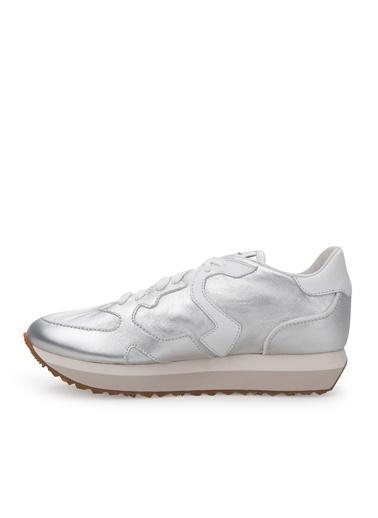 Alberto Guardiani Sneakers Gümüş